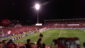 01/11/2013: WSWvADL at Parramatta Stadium